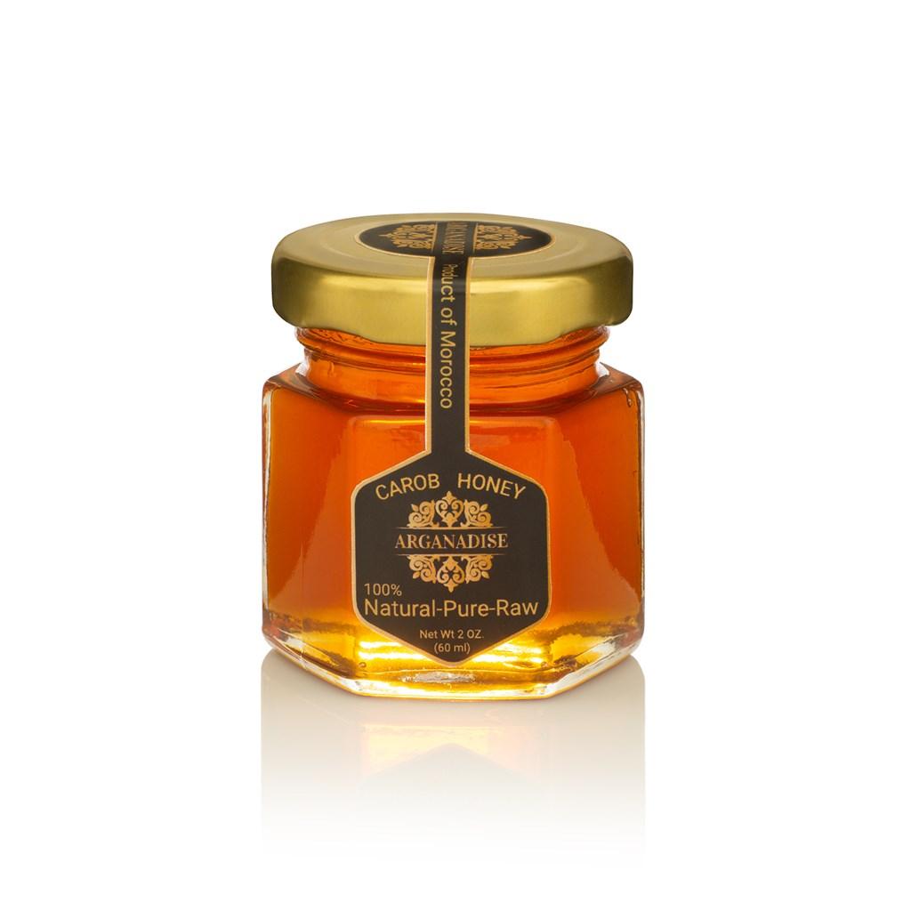 arganadise-honey-carob-natural-pure-raw-advantage-photography